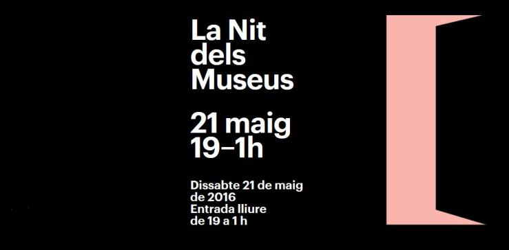 La nit dels museus 2016