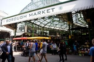 Borough Market © Simon Rawles via http://lastminute.com
