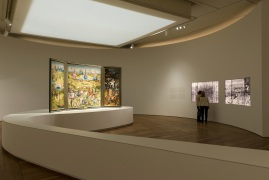 Bosch. The 5th Centenary Exhibition, Museo del Prado, Madrid; Foto © El Español via http://elespanol.com
