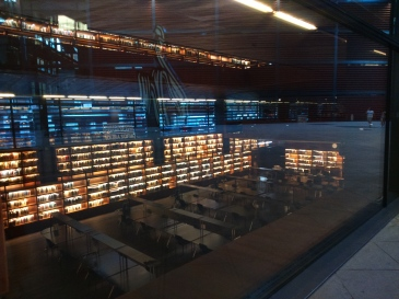 stunning museum library