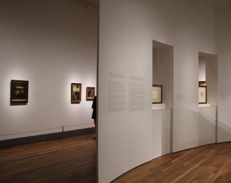 Bosch. The 5th Centenary Exhibition, Museo del Prado, Madrid; Foto © BBVA via http://info.bbva.com