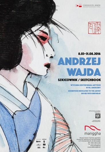 Andrzej Wajda. Sketchbook, 8/03-28/08/2016