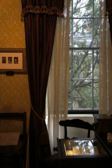 Dickens's bedroom