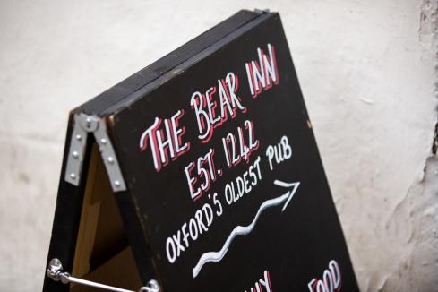 Oxford's oldest pub fot. Kinga Lubowiecka