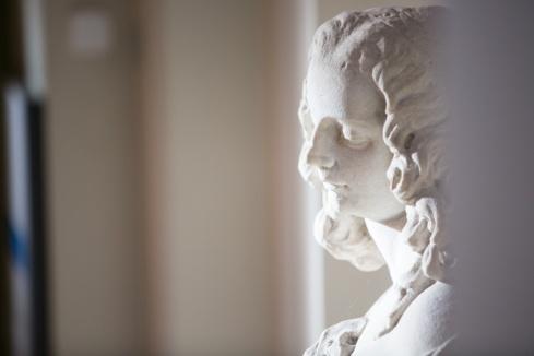 Ashmolean Museum, fot. Kinga Lubowiecka